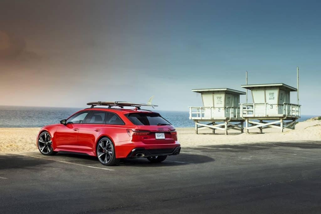 New Model Audi RS6 Deals